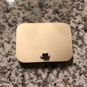 Apple iPhone Gold Lightning Charging Dock